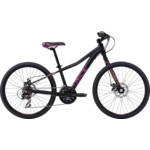 "2013 Cannondale Girl's 24"" Street 21 Speed"